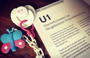 Was passiert bei der U1 Vorsorgeuntersuchung?