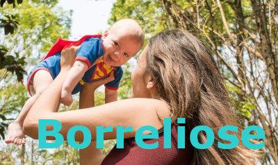 Borreliose beim Kind – Gefahr durch Zecken