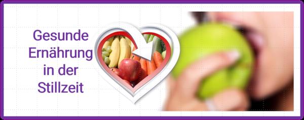 Bild: Gesunde Ernährung in der Stillzeit
