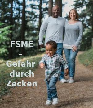 FSME erkennen und vorbeugen