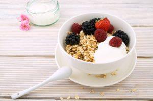 Gesunde Ernährung in der Stillzeit!