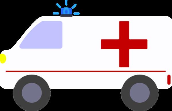 Bild: Krankenwagen - Im Notfall Krankenwagen rufen