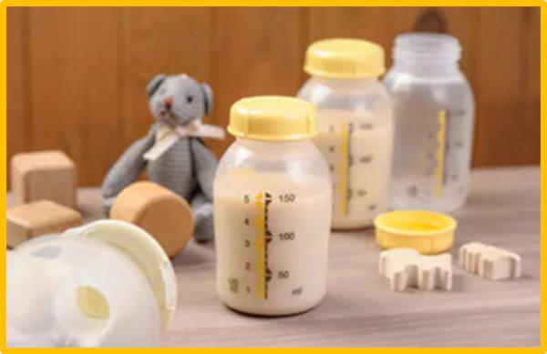 Muttermilch - Nährstoffe und Nährwert