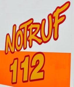 112 - Die Notrufnummer kann Leben retten!