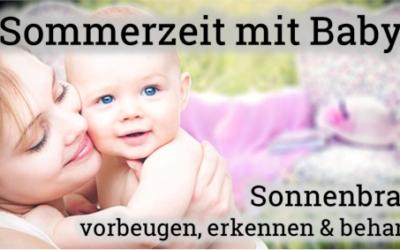 Sonnenbrand – Schütze dein Baby