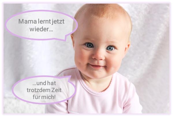 Schnelle Hilfe bei akuten Problemen mit dem Baby